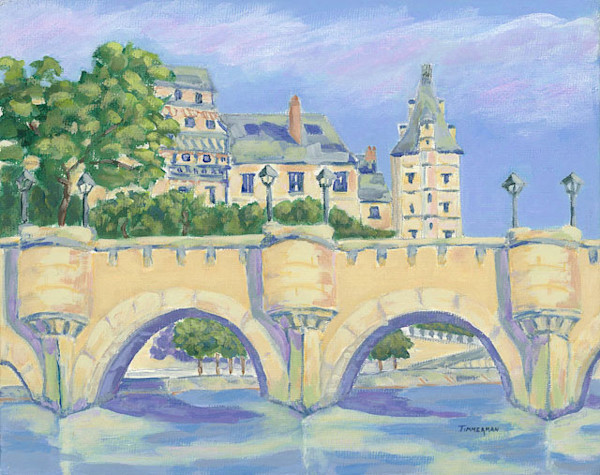 """Bridges Of Paris"""