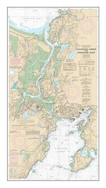 NOAA Chart - 13281_Public