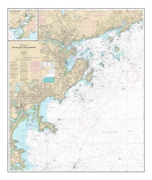 NOAA Chart - 13275_Public