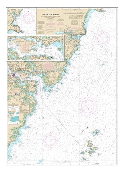 NOAA Chart - 13283_Public