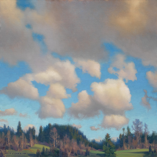 Landscapes of California, Midwest art, and pacific northwest scenes