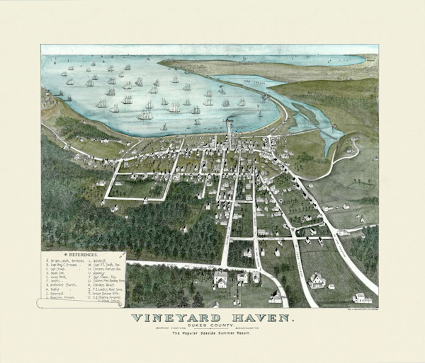 Vineyard Haven 1886
