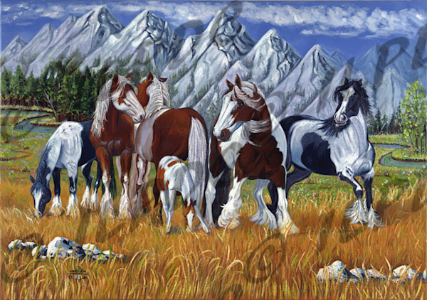 """Horse Nation of the Sacred Mountains"""