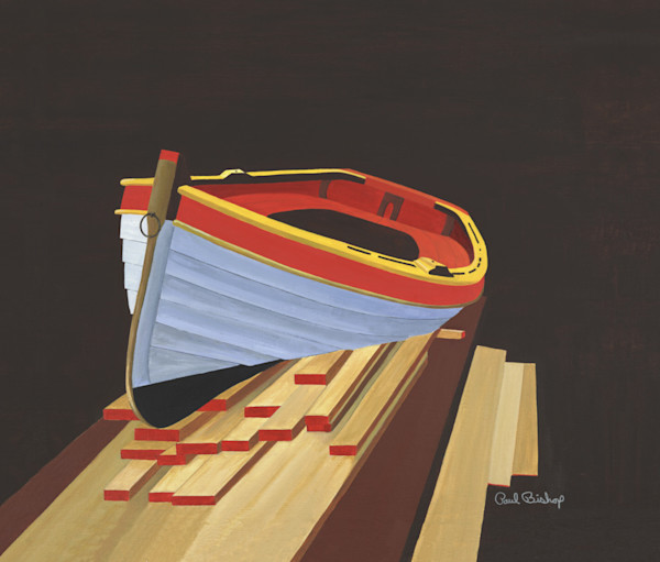 Paul Bishop Art - Boats