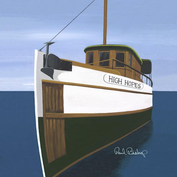 Paul Bishop Art - High Hopes
