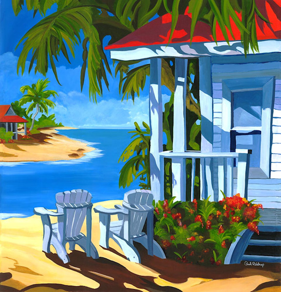 Paul Bishop Art - Island Dreams