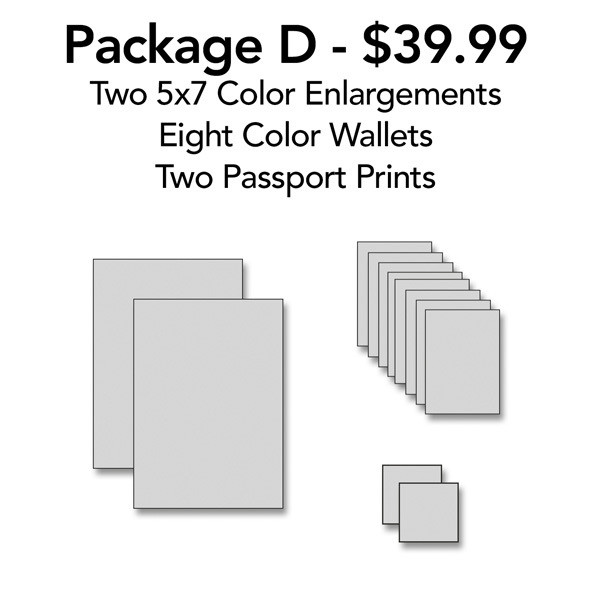 Portrait Package D