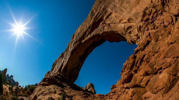 I Am Needle's Eye- Arches National Park