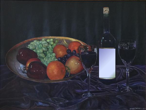 Vino e Frutta Per Due