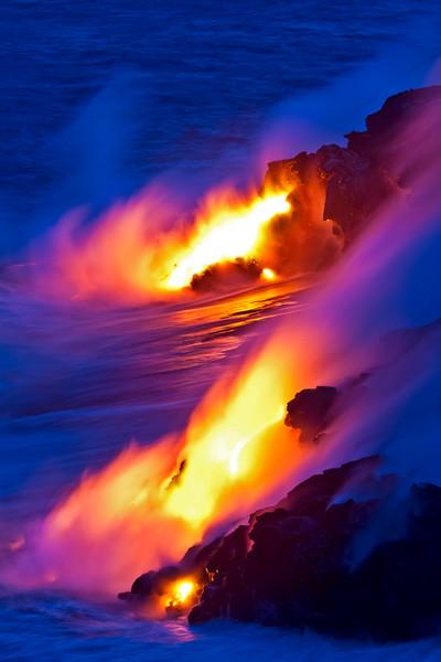 Hawaii Photography | Lava by Leighton Lum