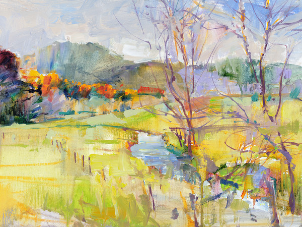 Creekside | Bill Suttles Fine Art