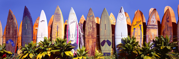 Hawaii Lifestyle Photography  |  Where Old Surfboards Go by Randy J Braun