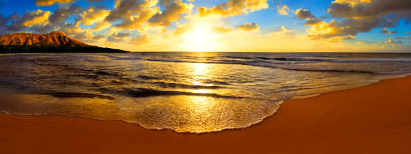 Hawaii Beach Photography  |  The Dawn of Time by Douglas Page