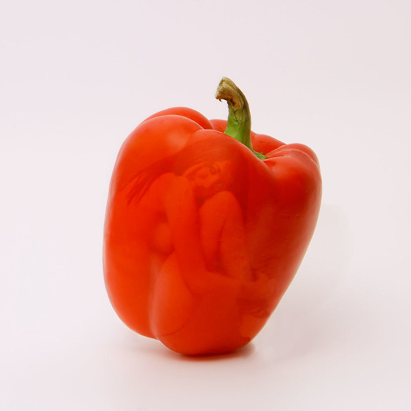 Reena in Bell Pepper