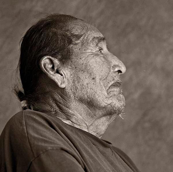 Navajo Portraits Elder 23