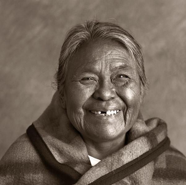 Navajo Portraits Maggie Benally
