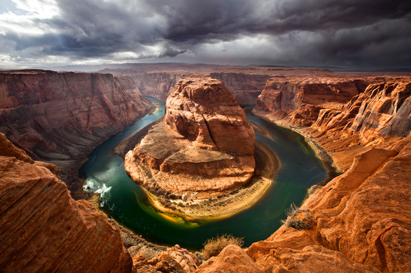 Horseshoe Bend on the Colorado River