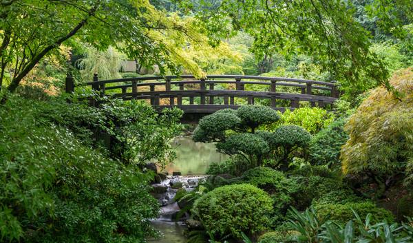 Portland, Oregon's Japanese Garden