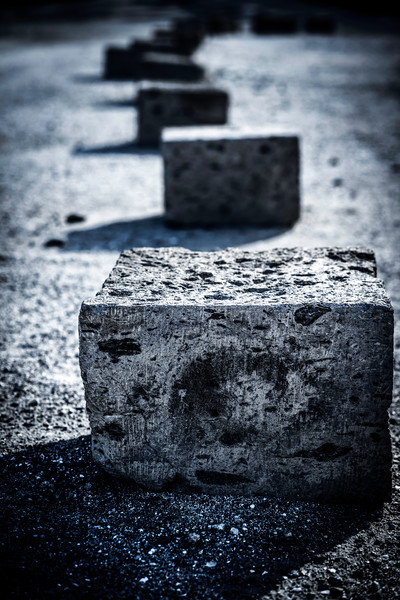 Just A Bunch Of Squares Photograph For Sale as Fine Art
