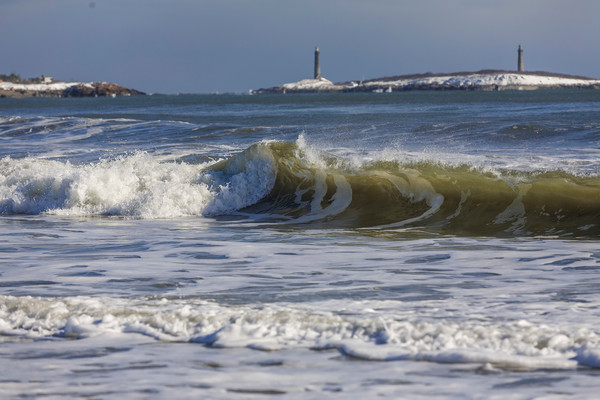 Thacher Island Winter