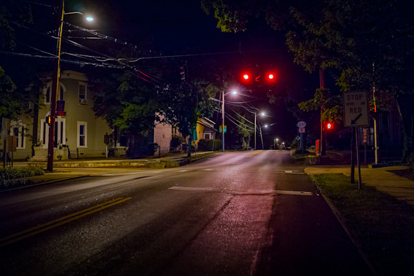 Photography, Kentucky, nocturne, cityscape