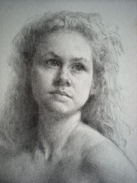 Naomi - Fine Art Print