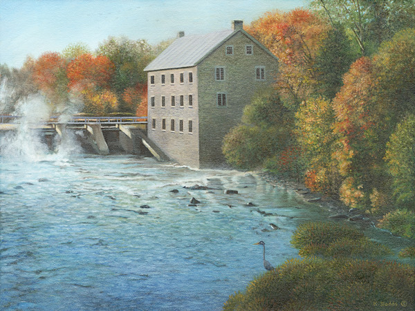 Old Mill Manotick