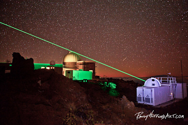 Haleakala Laser