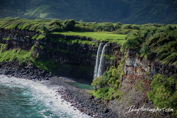 Hawaii Coastline Fine Art Photography
