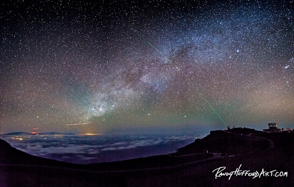 Milky-Way Big Island