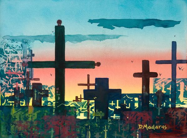 Crosses for Stanislaw