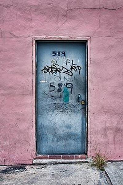 Doorway, Gowanus