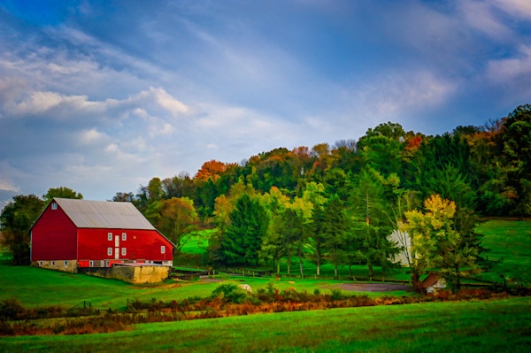 Kuerner Farm Fine Art Photograph | JustBob Images