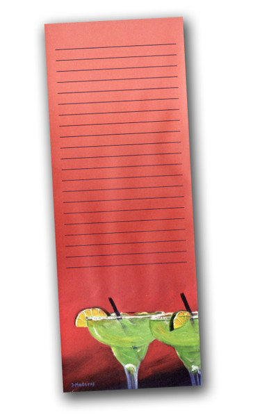 Margarita Sunset Notepad