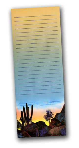 Silhouette Notepad **SOLD OUT!**
