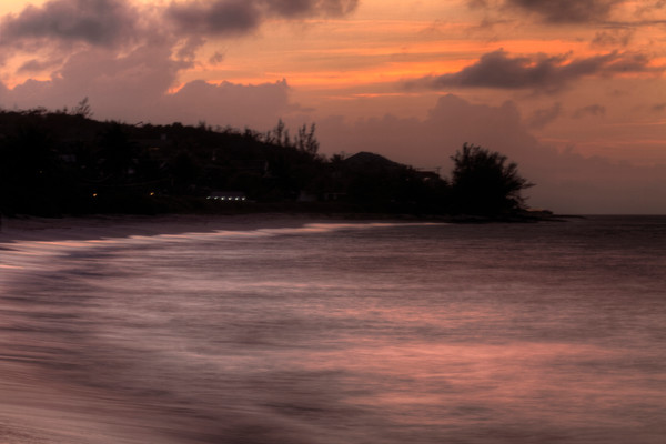 Fine Art Photograph of Nassau Sunrise by Michael Pucciarelli