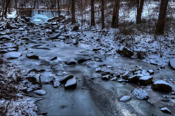 Fine Art Photographs of Susquehanna Falls by Michael Pucciarelli