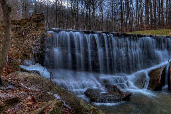 Susquehanna Falls Fine Art Photographs by Michael Pucciarelli