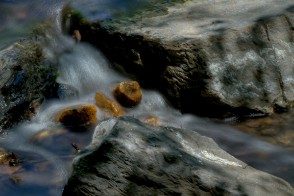 Waters of Sligo Creek Fine Art  Photograph by Michael Pucciarelli