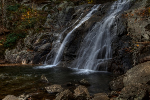 White Oak Canyon Falls Fine Art Photographs by Michael Pucciarelli