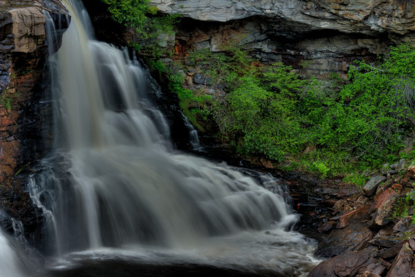 Fine Art Photographs of Blackwater Falls by Michael Pucciarelli