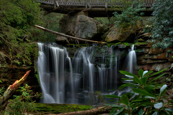Fine Art Photograph of  Ekalala Falls by Michael Pucciarelli