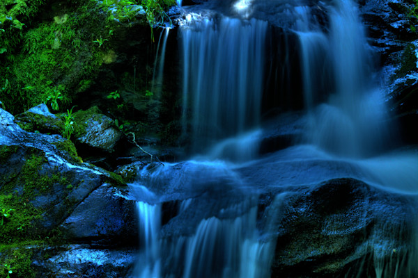 Dark Hollow Falls Fine Art Photographs by Michael Pucciarelli