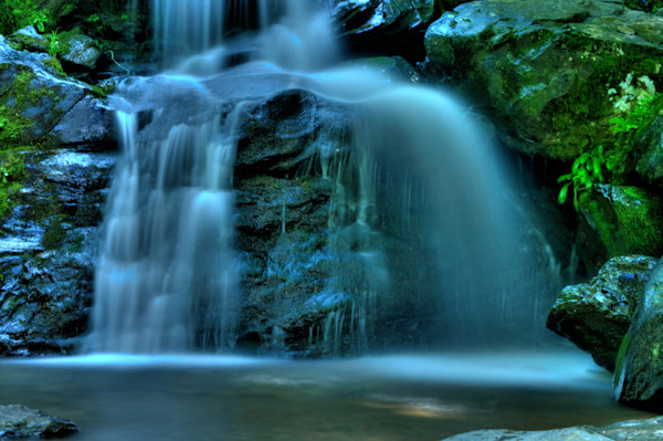 Waters of Dark Hollow Falls