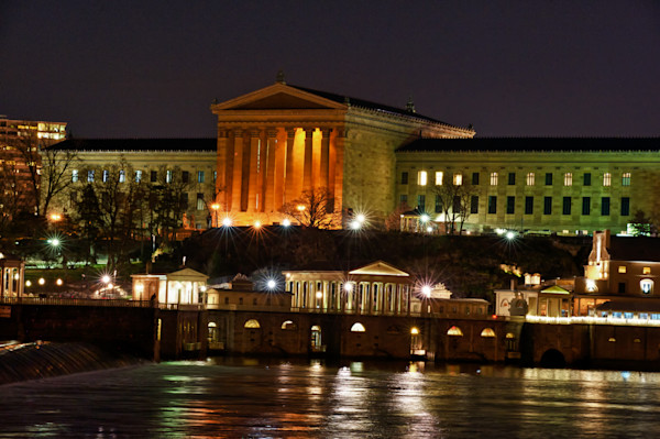 Philadelphia Art Museum Fine Art Photograph by Robert Lott