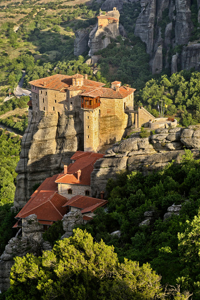 Meteora Monstaries - Greece