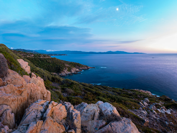 Day's End - Punta di Molendinu - Corsica - France