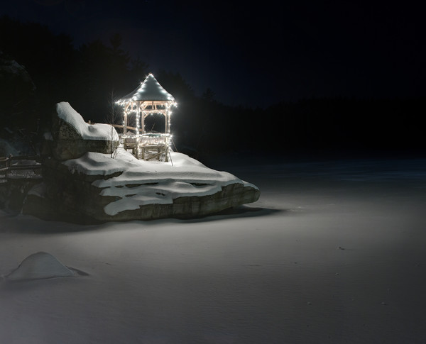 Mohonk - Sentinel Rock - New Year's Eve - New Paltz, NY