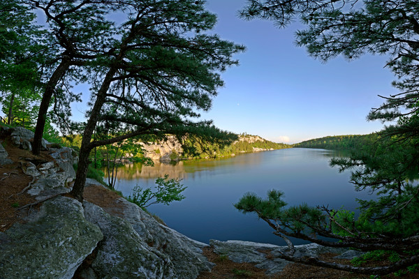 Lake Minnewaska - New Paltz - New York