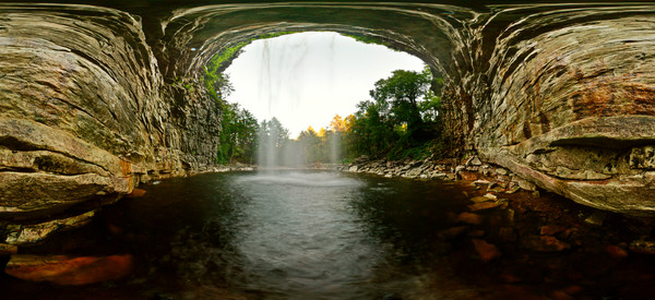 Awosting Falls - Minnewaska - New Paltz - New York